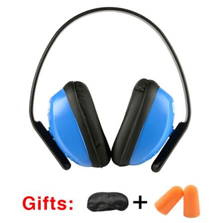 Ear Protectors Reduction Noise Soundproof Earmuffs