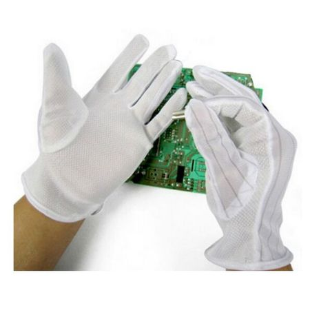 Anti-skid ESD Safety Gloves